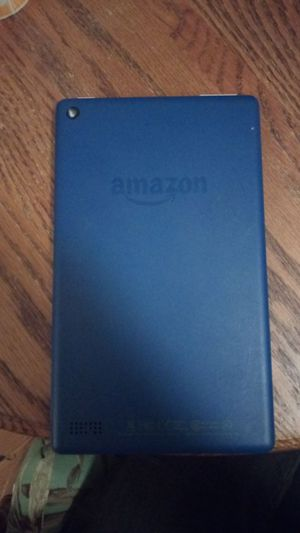 Amazon Fire 7 Tablet 8gb Marine Blue for Sale in Chicago, IL