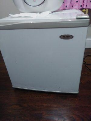 Haier- mini fridge refrigerator for Sale in Springfield, VA