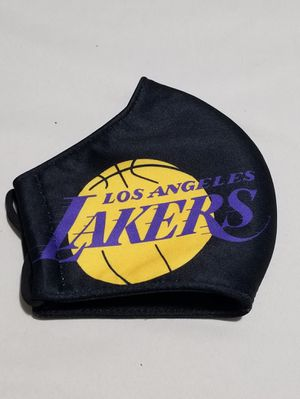 Lakers Face Mask for Sale in Bellflower, CA