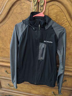 Columbia rain jacket (Large size Teens) for Sale in Las Vegas, NV