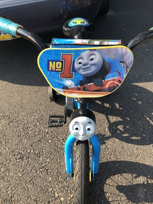 """12""""inch Thomas & Friends bicycle for Sale in NORTH PENN, PA"""