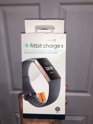 Fitbit Charge 3 for Sale in Chatsworth, CA