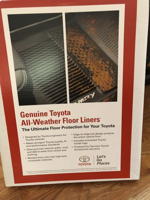 Floor liners set for Sale in Burke, VA