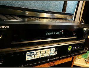 ONKYO TX NR 535 DPL II / HDMI / Music Optimizer / Wi-FI-Bluetooth Home Theater Receiver. for Sale in Royal Palm Beach, FL