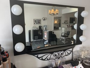 Vanity Girl Lighted Makeup Mirror for Sale in Scottsdale, AZ