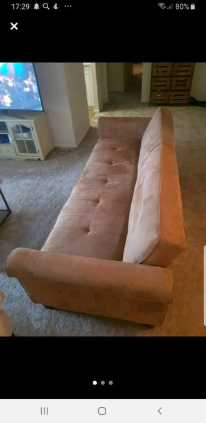 Delivery is included. Recliner couch like new for Sale in Alexandria, VA