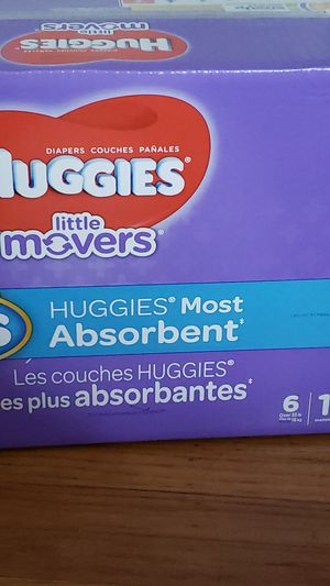 Size 6 Diapers for Sale in Hayward, CA