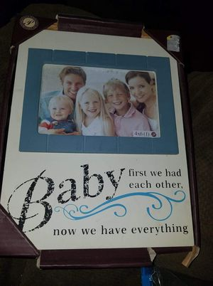 Picture Frame for Sale in Fremont, CA