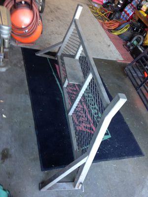 Stainless steel headache rack for Sale in Walnut Creek, CA