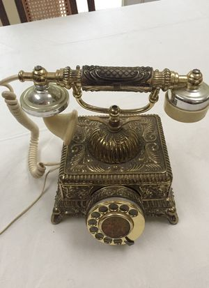 Ornate replica antique phone for Sale in Arroyo Grande, CA