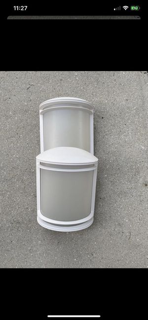 Led outdoors light fixture for Sale in Fort Myers, FL
