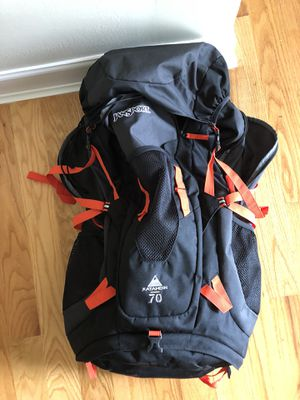 JanSport 70L Katahdin Hiking Backpack for Sale in Silver Spring, MD