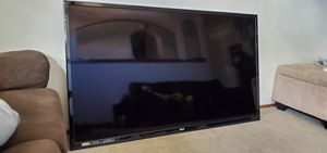 "RCA 65"" T.V. for Sale in Eugene, OR"