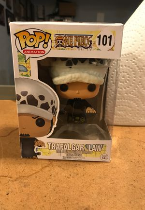 Funko POP Anime: One Piece Trafalgar Law Action Figure for Sale in Mesquite, TX