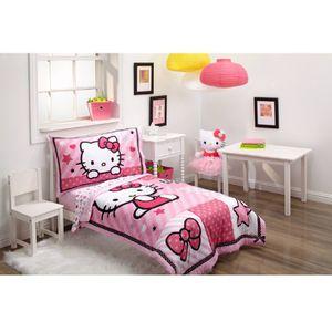 Hello Kitty 4-Piece Toddler Bedding Set for Sale in Phoenix, AZ