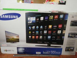 Samsung 55inch smart tv (parts for Sale in Lockhart, FL