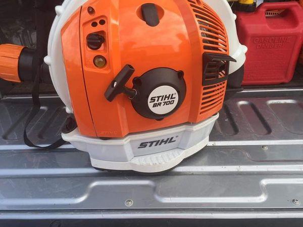 Stihl Br 700 leaf blower