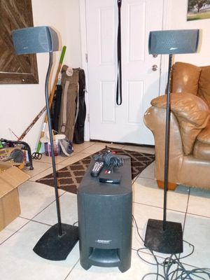 Bose CineMate for Sale in Clearwater, FL