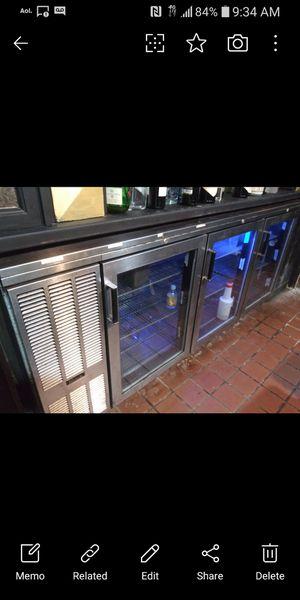 Bar back cooler for Sale in Miami Gardens, FL