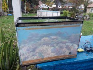 fish tank aquarium for Sale in Dumfries, VA