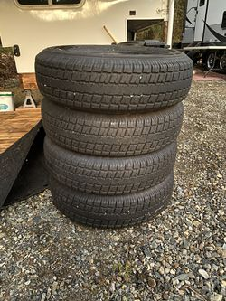 Trailer tires for Sale in Ashford,  WA