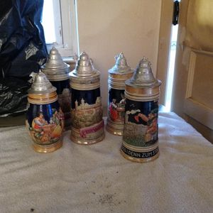 German Beer Steins .... Authentic for Sale in The Bronx, NY