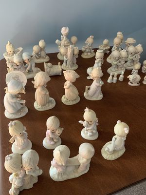 33 Piece Precious Moments for Sale in Milford, CT