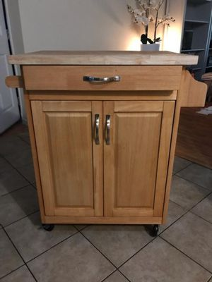 Kitchen Cart on Wheels for Sale in Covina, CA