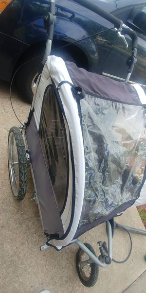 Bike trailer/stroller for Sale in Colorado Springs, CO
