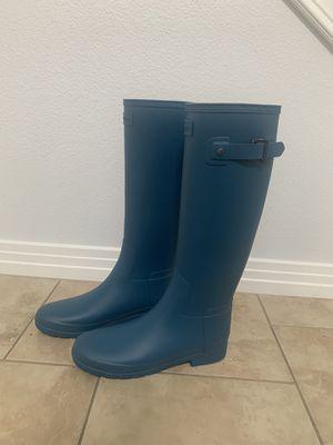 NWT Hunter Original Refined Rain Boots 7 for Sale in Tustin, CA