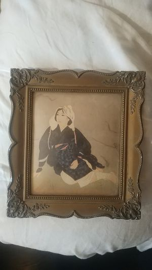 Antique picture of beautiful woman for Sale in Lexington, KY