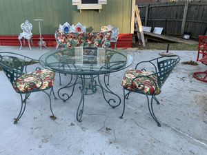 Patio Set Or Breakfast table for Sale in Lancaster, TX