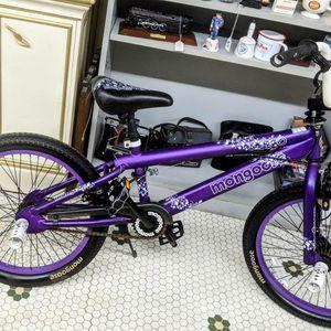 "20"" Mongoose Hoop D Freestyle BMX Bike for Sale in Orange City, FL"