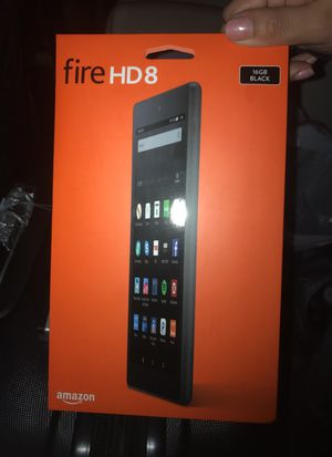 16GB Kindlefire HD 8 for Sale in New York, NY