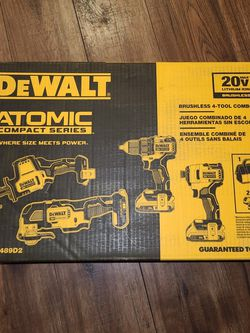 Combo Dewalt Atomic New for Sale in Smyrna,  TN