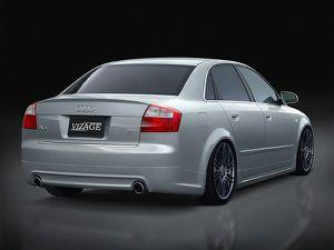 Audi a4 rs vizage rear bumper lip body kit for Sale in Rialto, CA
