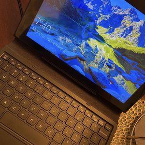 "onn.10.1"" 2-in-1 Windows PC Tablet with Keyboard, 64GB Storage, 4GB RAM, Intel Celeron N4000 processor, HD Display for Sale in Winter Park, FL"