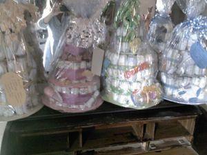 Diaper Cakes for Sale in Stockton, CA