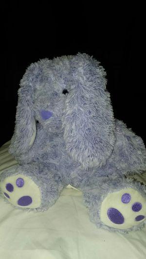 Plush Rabbit for Sale in Swainsboro, GA