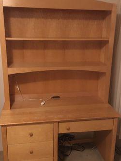 Desk (50.5x24.5) Missing a knob for Sale in Pasadena,  CA