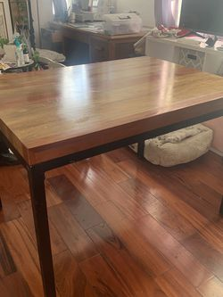 Target brand Wooden Dining Table or Desk for Sale in Compton,  CA