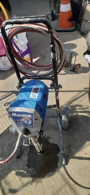 Paint Machines 7 & 5 series for Sale in Huntington Beach, CA