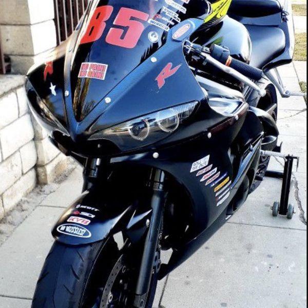 2004 Yamaha R6