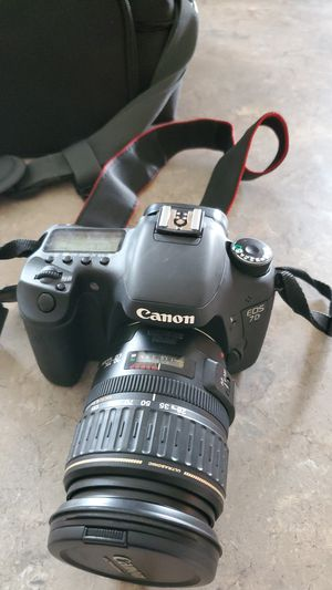 Cannon EOS 7D for Sale in East Wenatchee, WA