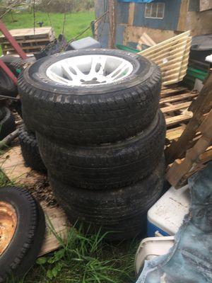 Wheels&tires for Sale in Aberdeen, WA