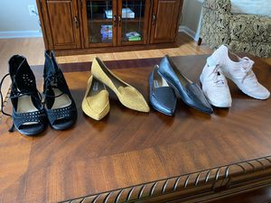High end woman's shoes for Sale in Plainfield, IL