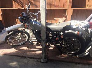 1976 Honda MT125 Elsinore Dual Sport Motorcycle for Sale in Inglewood, CA