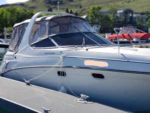 Yacht and Slip on Lake Chelan for Sale in Chelan, WA