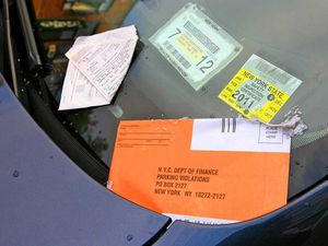 PARKING TICKET for Sale in New York, NY