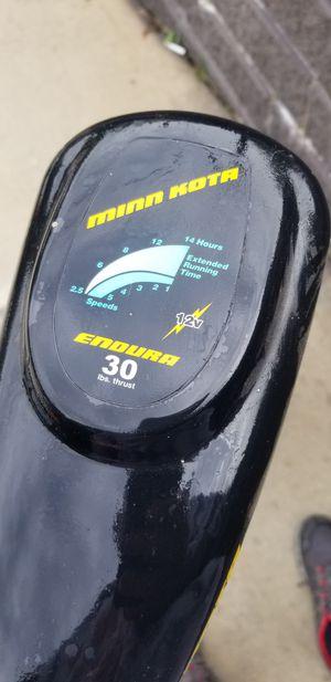 "Minn Kota "" Endura"" Trolling motor for Sale in Pittsburgh, PA"
